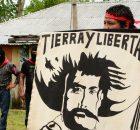 Delegados de las comunidades de San Francisco Xochicuatla, San Lorenzo Huitzizilapan y San Pedro Tlanixco, comunidades indígenas del Estado de México que resisten a los...