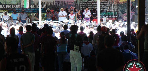 Esta es una video síntesis de los momentos finales de la primera comparticion entre los pueblos del Congreso Nacional Indígena y los pueblos zapatistas, llevada...