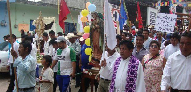 Parroquia San Antonio de Pádua, Diócesis de San Cristóbal de las Casas 2 de Agosto de 2014 Nuevos ataques a la Iglesia y al Sacerdote...