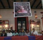 Actualización de Información, 24 de Septiembre: Juez de Ocosingo, Omar Heleria Reyes, dicta auto de formal prisión a ejidatarios de San Sebastián Bachajón, a pesar...