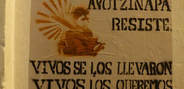 Ta ska´k'alil 26, 27 yu´un septiembre ta sjabilal 2014, jchanunetik tey ta Ayotzinapa, Guerrero la spasik jun xanbal, ta jun o'ontonal, sventa tsk'anik chapanel ta...