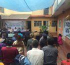 San Cristóbal de las Casas, Chiapas, Mexico (29 de octubre de 2014)– En conferencia de prensa, representantes de 67 indígenas ch'oles del ejido José María...