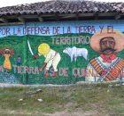 La comunidad de San Francisco que se organiza en el espacio de Semilla Digna, adherentes a La Sexta del EZLN y miembros des Congreso Nacional...
