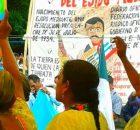 """@radiopozol Tila, Chiapas. 16 de octubre. """"Mientras no hay solución no vamos a dejar de luchar, porque estamos enojados por tanto problema que hay, por..."""