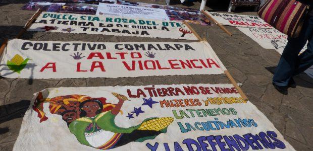 Un 25 de noviembre que cruzó las múltiples violencias que este estado de Chiapas viene viviendo. desde las 10 de la mañana hasta las 7...