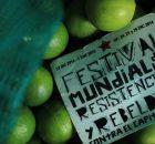PRIMER FESTIVAL MUNDIAL DE LAS RESISTENCIAS Y LAS REBELDÍAS CONTRA EL CAPITALISMO PROGRAMA GENERAL  INAUGURACIÓN. COMUNIDAD DE SAN FRANCISCO XOCHICUAUTLA, MUNICIPIO DE LERMA, ESTADO...