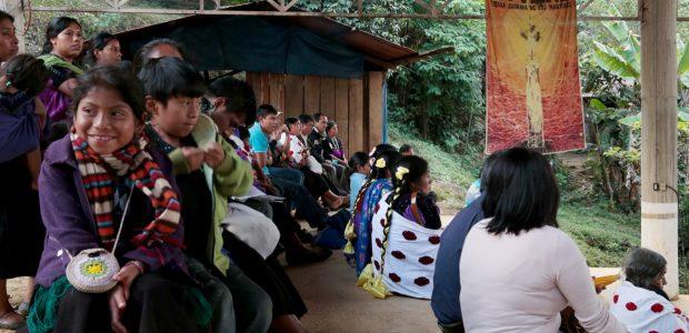 Organización de la Sociedad Civil Las Abejas Tierra Sagrada de los Mártires de Acteal Acteal, Ch'enalvo', Chiapas, México. 22 de febrero de 2015 A las...