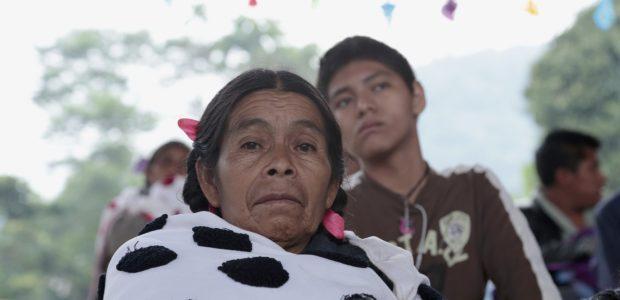 Organización de la Sociedad Civil Las Abejas Tierra Sagrada de los Mártires de Acteal Acteal, Ch'enalvo', Chiapas, México. 24 de febrero de 2015  ...