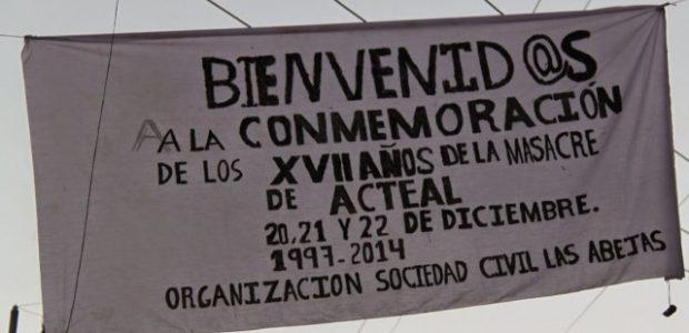 Transmisón en vivo por la Radio Almantal Yu'un Lekilal ——EN VIVO—– 21, y 22 de dic Transmisión especial 17 aniversario de Acteal ———[[[[...