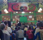 En colores nos bordó Ramona San Cristóbal de las Casas, Chiapas. 3 de enero de 2015. Eugenia Gutiérrez. Colectivo Radio Zapatista.  La visión de...