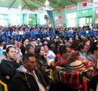 San Cristóbal de las Casas, Chiapas. 2 de enero de 2015. Colectivo Radio Zapatista. Siendo las 11:56 de la mañana del 2 de enero de...