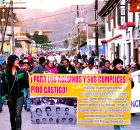 Personas de diversos pueblos y organizaciones, estudiantes, trabajadores y jóvenes recorrieron el 26 de enero las calles de San Cristóbal de las Casas para recordar...