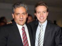 Juan Sabines y Manuel Velásco Foto tomada de internet