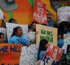 """Por Jessica Davies """"¡10 años de resistencia de base comunitaria a la gentrificación y el desplazamiento en El Barrio, Nueva York! ¡10 años de la..."""