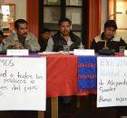 Ex-presos denuncian incumplimiento de Manuel Velasco a su palabra San Cristóbal de Las Casas, Chiapas. 19 de febrero de 2015. La Mesa de Coordinación por...