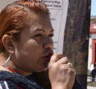 El 30 de marzo de 2015, reunidos en el campamento de Luisa Margareth Castillo Mora junto con Víctor Moscoso Zenteno, coordinador de subsecretarias de gobierno...