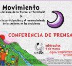 El Centro de Derechos de la Mujer de Chiapas (CDMCH) convoca a una conferencia de prensa a realizarse este miércoles 4 de marzo de 2015...