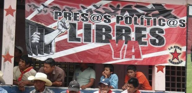 A la sexta nacional e internacional A los compañeros del movimiento por justicia del barrio de Nueva York A los presos políticos de México Soy...