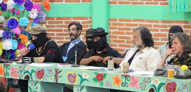 4 de mayo de 2015, CIDECI / Universidad de la Tierra Chiapas Lunes 4 de mayo. CIDECI. Mañana. María de Jesús de la Fuente C....