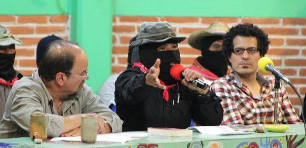 7 de mayo de 2015, CIDECI Crónica: Mujeres de pie Jueves 7 de mayo, CIDECI. Mañana. Juan Wahren – De dudas y aperturas mentales: Arturo...