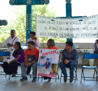 El siete y el ocho de mayo, familiares y un normalista de Ayotzinapa visitaron la tierra sagrada de Acteal y se encontraron con la Sociedad...