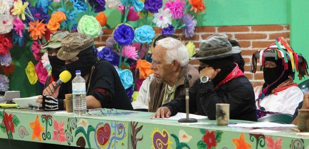 Por: Eugenia Gutiérrez. Colectivo Radio Zapatista. San Cristóbal de las Casas, Chiapas. 10 de mayo de 2015. La guerra siempre No es la Hidra de...