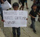 Pueblo Creyente de Simojovel, Chiapas, México A 23 de mayo del 2015 Al pueblo de Simojovel A la opinión pública A los medios libres A...