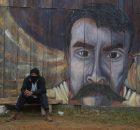 Domingo 3 de mayo, Caracol de Oventik (Mañana). Subcomandante Insurgente Moisés: Comandante David: Palabras videograbadas de padres y madres de normalistas desaparecidos de Ayotzinapa: Doña...