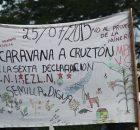 La Comunidad de Cruztón, Municipio de Venustiano Carranza, Chiapas, México, es una comunidad adherente a la Sexta Declaración de la Selva Lacandona, integrantes de Semilla...