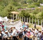 Las Margaritas, Chiapas. 28 de julio. Tojolabales, tseltales, tsotsiles y mestizos se pronuncian por la vida, la paz y contra la violencia y el despojo...