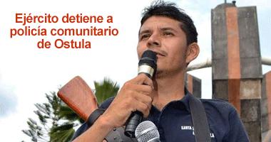 Boletín N° 1 Santa María Ostula, Municipio de Aquila, Michoacán. 19 de julio de 2015, 13 hrs A LA SOCIEDAD CIVIL A LAS ORGANIZACIONES DE...