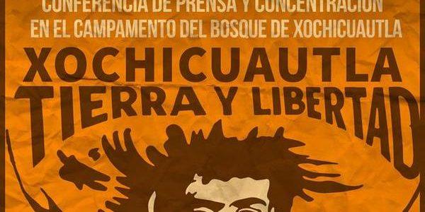 En Conferencia de Prensa llevada a cabo del 2 de julio en Xochicuautla, Lerma, Estado de México, la comunidad indígena de San Francisco Xochicuautla, denunció...