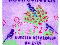 stencil Xochi @rexiste