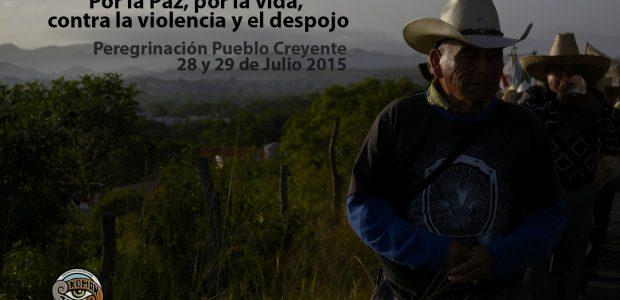 Esta es una compilación de la peregrinación del Pueblo Creyente en Las Margaritas, Chiapas. Escucha y mira las fotos y video de lo cómo fue...