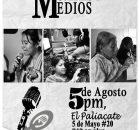 Este Miércoles 5 de Agosto a a las 5pm. L@s invitamos al conversatotio: *MUJERES & MEDIOS* Desde el espacio cultural El Paliacate en San Cristóbal...