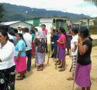 Las y los habitantes de la comunidad de San Vicente, municipio de la Trinitaria, recuperaron sus dos taxis comunitarios detenidos el 15 de mayo por...