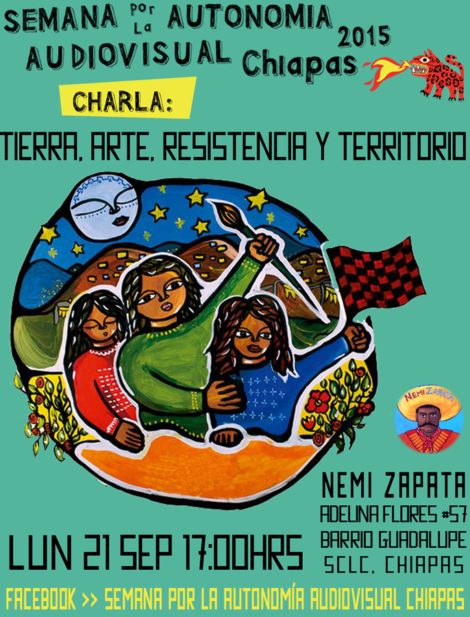 charla-arteyterrCONZAP
