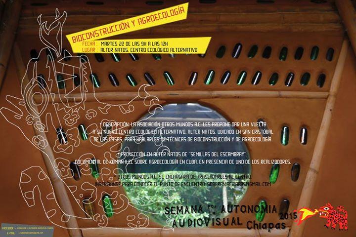 charla bioconstruccion