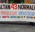 26MX15.- Integrantes del Consejo Autónomo Regional de la Zona Costa de Chiapas (CARZCCH), Frente Cívico Tonalteco, Centro de Derechos Humanos Digna Ochoa AC, estudiantes de...