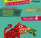 Del 21 al 26 de septiembre de 2105 se levará a cabo en Chiapas la «Semana por la autonomía audiovisual», la edición en Chiapas de...