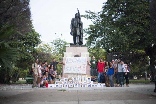 Ayotzinapa en Cuba _75