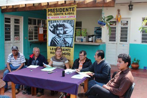 Criminalización a ejidatarios afectados por presa Chicoasén II