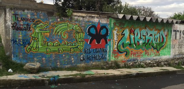 por kolektivozero El Sábado 24 de Octubre organizaciónes, colectivos e individuos se reunieron en la comunidad de Tlanixco en el estado de México en el...