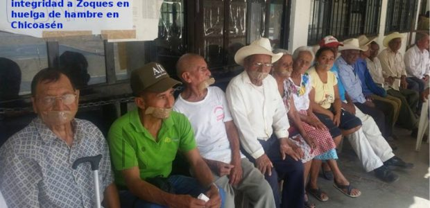 Ejido Chicoasen, Chiapas a 06 de noviembre de 2015 Al pueblo de Chicoasen, Chiapas Al publico en general A las autoridades federales A los derechos...