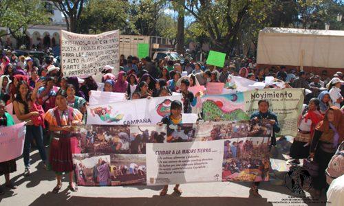 Más de mil quinientas mujeres y hombres salieron el 25 de noviembre a las calles de San Cristóbal para conmemorar el Día Internacional de...