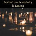 festival por la verdad y la justicia