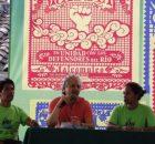 """""""El problema en Veracruz no es la escasez del agua, sino su calidad"""", analizó Hipólito Rodríguez durante el XII Encuetro Nacional del Moviemento mexicano de..."""