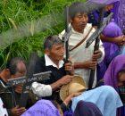 Comunicado de las Sociedad Civil Las Abejas de Acteal El objetivo de la visita del «gobernador» de Chiapas a Acteal priista y verde ecologista, es...