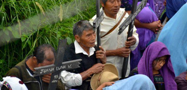 """Comunicado de las Sociedad Civil Las Abejas de Acteal El objetivo de la visita del """"gobernador"""" de Chiapas a Acteal priista y verde ecologista, es..."""