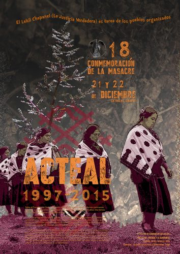 CARTEL ACTEAL